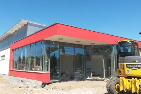 Off-plan property for sale in Germany. Supermarket under construction in Saxony with a 7,4% yield