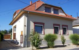 3 bedroom houses for sale in Hungary. Two-level house with a plot of land and a garage in Keszthely, Hungary