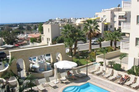 Cheap apartments for sale in Paphos. Cozy apartment near the beach in Geroskipou, Paphos, Cyprus