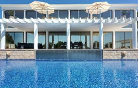 Recently built villa with terraces and views of Ibiza Town and Formentera, Ibiza, Spain for 17,000 € per week