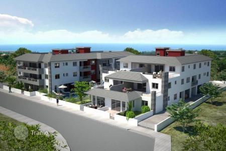 1 bedroom apartments by the sea for sale in Paralimni. One bedroom Apartments With Common Pool