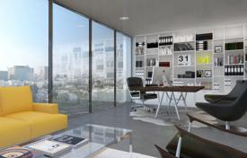Property for sale in Israel. The premises in an elite office complex in the heart of Tel Aviv, Israel