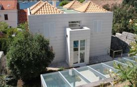 Houses with pools for sale in Dubrovnik Neretva County. Furnished villa with swimming pool and sea view, Zaton, Croatia