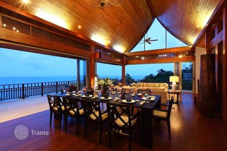 Coastal villas and houses for rent in Ko Samui. Villa – Ko Samui, Surat Thani, Thailand