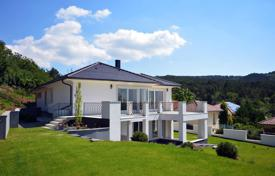 New homes for sale in Hungary. New detached house in Mediterranean style on the northern coastline of Lake Balaton, near Keszthely and Hévíz
