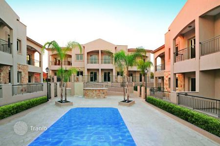 Apartments with pools for sale in Moni. Two Bedroom Apartments