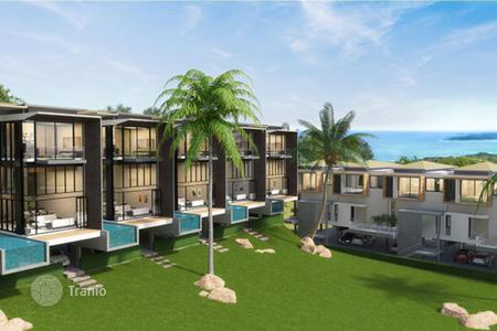 Townhouses for sale in Southeast Asia. Townhouse near Bang Rak