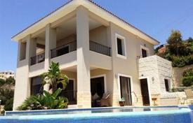 5 bedroom houses by the sea for sale in Paphos. Panoramic Sea Views, 5 Bedroom Villa, Tala, Paphos, Private Pool