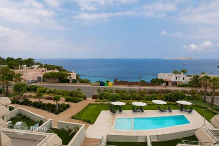 Residential for sale in Ibiza. Apartment in new building by the sea