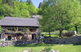 Property for sale in Tolmin. This is simply lovely house in the Soca, quiet, idyllic and with terrific mountain scenery