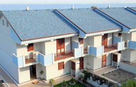 3 bedroom houses for sale in Giardini Naxos. Giardini Naxos bay view three-level villas with a garden and a parking, Giardini Naxos, Sicily