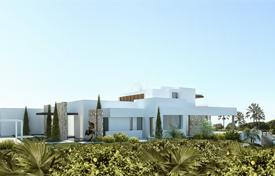 5 bedroom houses for sale in Benahavis. Chic Contemporary New Villa in Los Flamingos, Benahavis