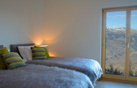 Villas and houses for rent with swimming pools in Valais. Detached house – Nendaz, Valais, Switzerland