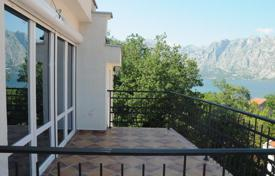2 bedroom apartments by the sea for sale in Prčanj. Apartment with three terraces, a balcony and views of the forest and the sea, Prčanj, Montenegro