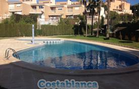 Townhouses for sale in Alicante. Terraced house – Sant Joan d'Alacant, Valencia, Spain