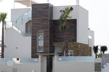3 bedroom houses for sale in Costa Blanca. Torrevieja, Aguas Nuevas. New construction Villas with 107 m² built and plot of 300 m²