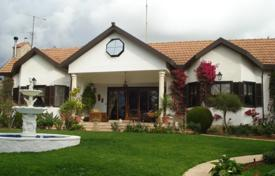 Luxury residential for sale in Pareklisia. Five Bedroom Detached Villa With Sea View