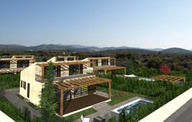 Coastal houses for sale in Sibenik-Knin. house Jadrija