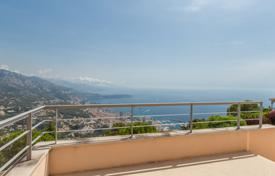 3 bedroom houses for sale in Côte d'Azur (French Riviera). New contemporary villa with a breathtaking sea view