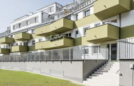 Property for sale in Klosterneuburg. New three-bedroom penthouse with a terrace in Klosterneuburg, a suburb of Vienna