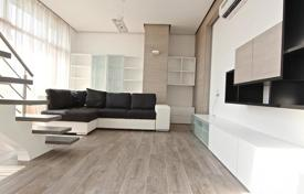 2 bedroom apartments for sale in Latvia. Property in the center of Riga with the possibility of a free residence permit! Spacious 2-level 4-room apartment with a terrace!