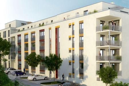 Off-plan property for sale in Germany. Apartment with yield of 4.1% in modern condominium, Furt, Germany