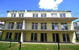 Residential from developers for sale in Austrian Alps. Two-bedroom duplex in quit district of Klagenfurt