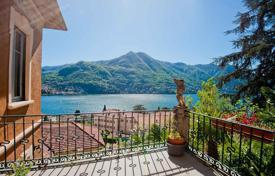 3 bedroom houses for sale in Moltrasio. House with private garden, garage, workshop and a beautiful view of Lake Como in Moltrasio, Lombardy, Italy