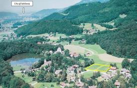 Residential for sale in Salzburg city. Exclusive land plot for projected villa – near to Salzburg-City, Austria