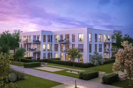 3 bedroom apartments for sale in Bavaria. Three-bedroom apartment in new building in Ramersdorf-Perlach, Munich
