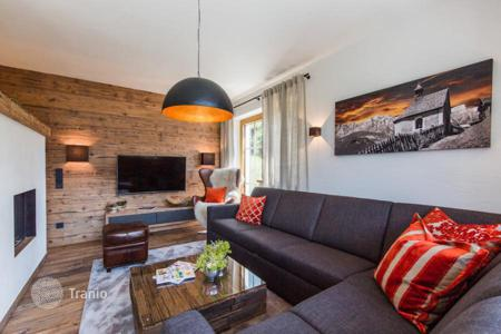 "Residential from developers for sale in Austrian Alps. Duplex ""turnkey"" apartment in a newly built tourist complex in the Austrian Alps, Zell am See, Kaprun"