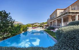 Exquisite villa with a pool and a beautiful view in Camp de Mare, Mallorca, Spain for 8,900,000 €