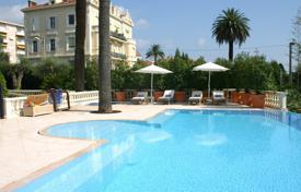 Villas and houses for rent with swimming pools overseas. Luxury Belle Epoque villa, Cannes