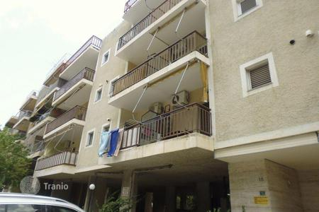 Cheap residential for sale in Administration of the Peloponnese, Western Greece and the Ionian Islands. Apartment with balcony, just in 200 meters from the sea, in Loutrakion, Greece