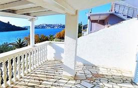 5 bedroom houses for sale in Croatia. Villa with a private garden, a parking and a sea view, Rogoznica, Croatia