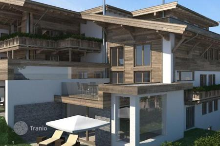 New homes for sale in Tyrol. Spacious and bright apartments near Kitzbuhel
