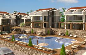 4 bedroom houses from developers for sale overseas. Modern villa in a new gated complex in Didim, Turkey