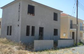 Cheap 3 bedroom houses for sale in Kalo Chorio. Three Bedroom Unfinished House