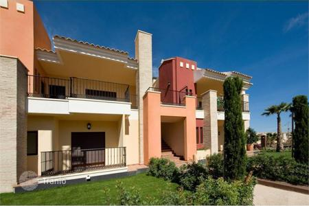 Cheap new homes for sale in Costa Blanca. Comfortable apartment with a terrace, Orihuela Costa, Spain