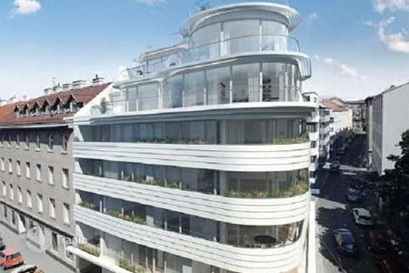 Apartments for sale in Leopoldstadt. Designer apartment in a new home in the elite district of Vienna — Karmeliterviertel