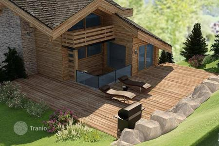 5 bedroom houses for sale in Morzine. Villa – Morzine, Auvergne-Rhône-Alpes, France