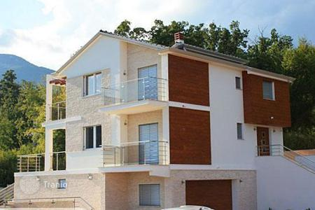 4 bedroom houses for sale in Croatia. Modern villa with pool in Opatija