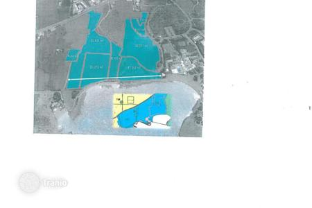 Land for sale in Famagusta. Beach Front Plot Agia Napa