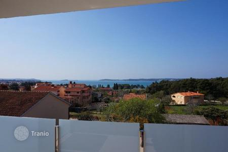 Coastal apartments for sale in Fažana. New home – Fažana, Istria County, Croatia
