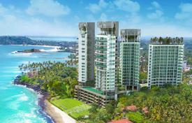 Oceanfront Luxury Apartments in Mirissa with 11% + Yields for 82,000 €