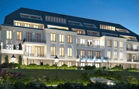 Luxury 2 bedroom apartments for sale in Germany. Fabulous apartment with a terrace facing the forest and lake in the Grunewald district of Berlin