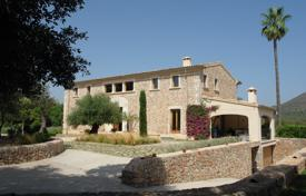 6 bedroom villas and houses to rent overseas. Detached house – Majorca (Mallorca), Balearic Islands, Spain
