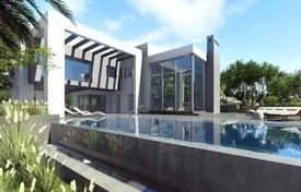 Residential for sale in Benalmadena. Original villa with a private plot, terraces, a swimming pool, a garden and a sea view, Benalmadena, Spain