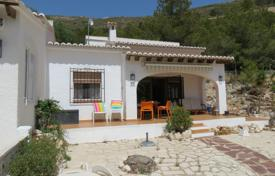 Cheap property for sale in Benitachell. Bungalow of 2 bedrooms in Benitachell