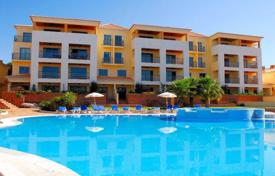 Apartments with pools for sale in Portugal. Two-bedroom apartment in a closed condominium of luxury, Vilamoura, Portugal